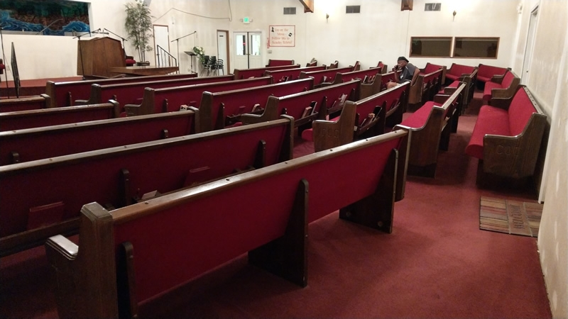Imperial Church of Christ LA