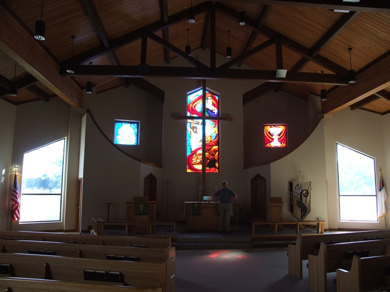 Holy Cross lutheran Church Dakota Dunes